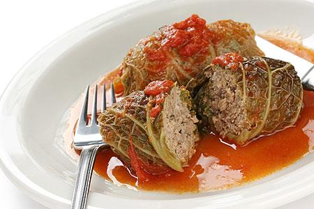 Блюда из говядины в русской кухне