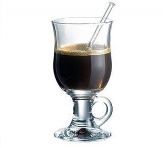 Черный кофе двойной крепости