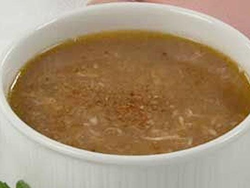 Капустный суп с пивом