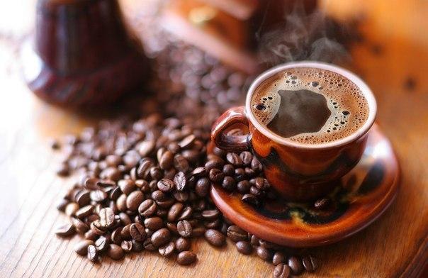 Кофе кон лече с красным вином