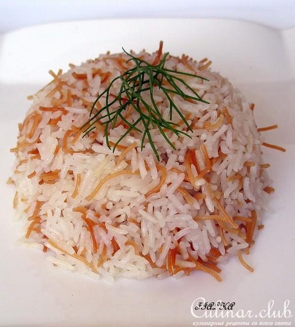 Макароны с телятиной в томатном соусе по-алжирски