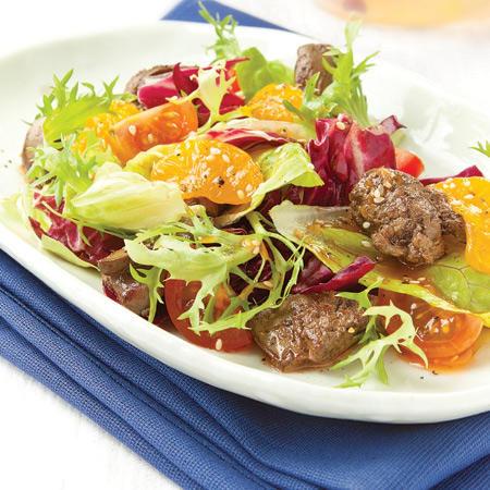 Нью-йоркский салат