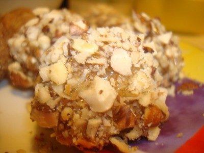 Пирожные «Грильяжные шарики»