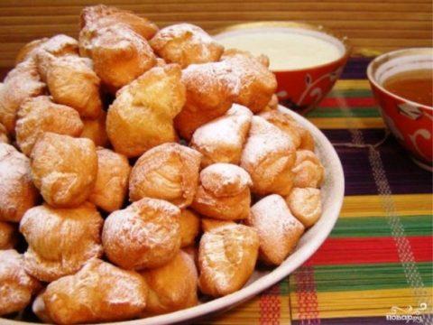 Пончики по-узбекски