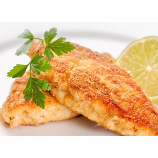 Рыбный шницель