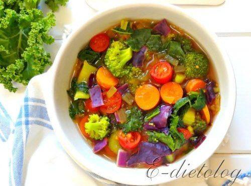 Суп «Огородный»