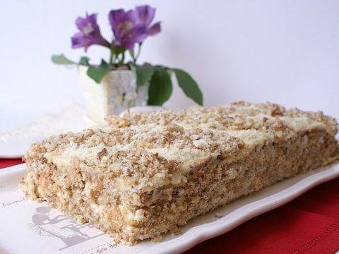 Торт ореховый (вариант 2)