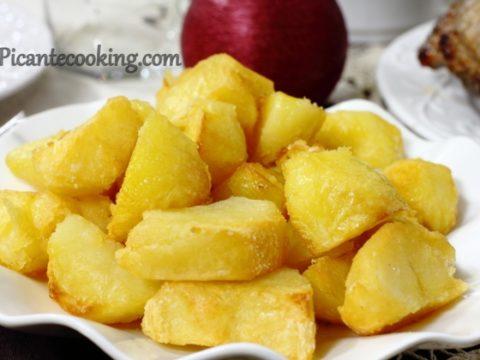 Хрустящая картофельная кожица