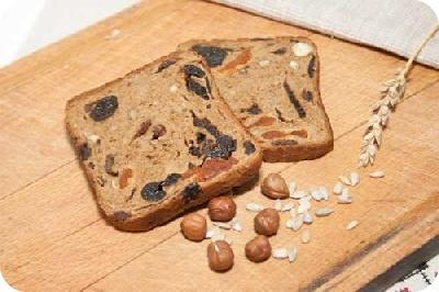 Американский хлеб Хлеб ржаной фруктовый