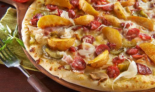 Пицца «Дачная»