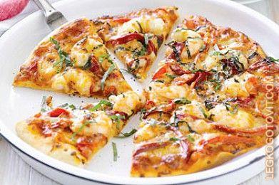 Пицца «Для милых дам»