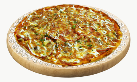 Пицца «Фанагорийская»