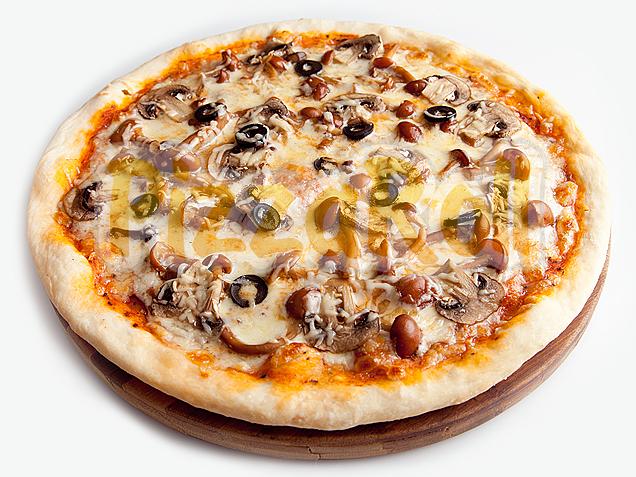 Пицца «Грибное ассорти»