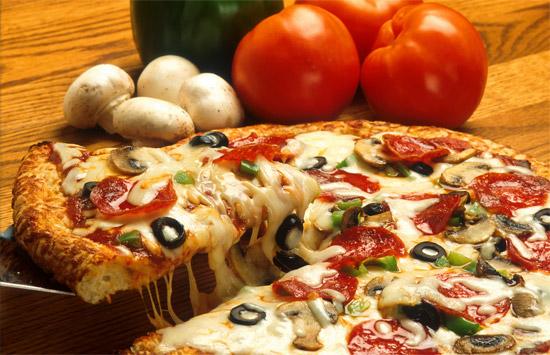 Пицца «К ужину»