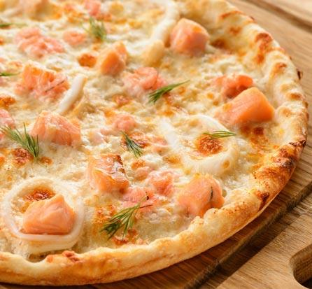 Пицца «Морское изобилие»