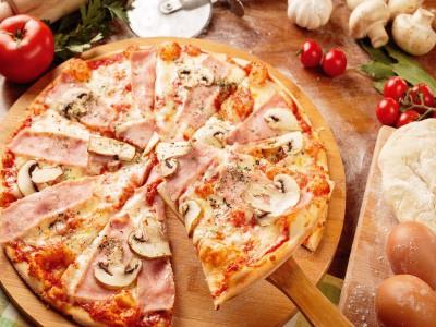 Пицца «Приморье»
