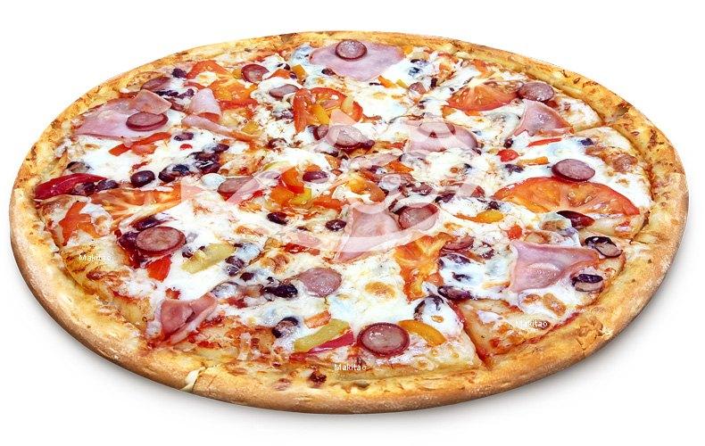 Пицца «Привет из Америки»