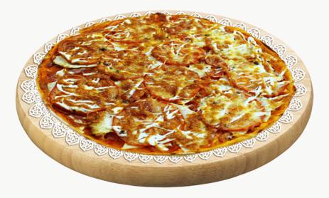 Пицца «Пряное яблочко»
