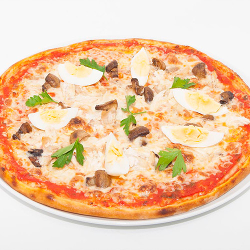 Пицца «Сельская закуска»