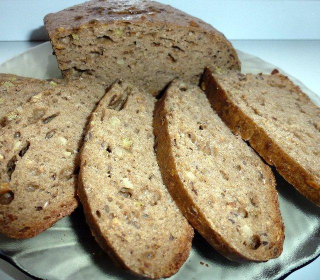 Хлеб многозерновой простой
