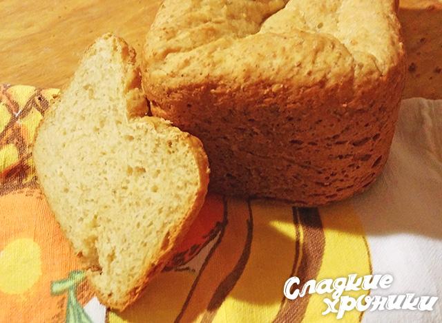 Хлеб пшеничный с цукатами