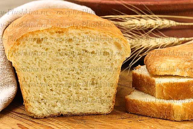 Хлеб пшеничный с мятой