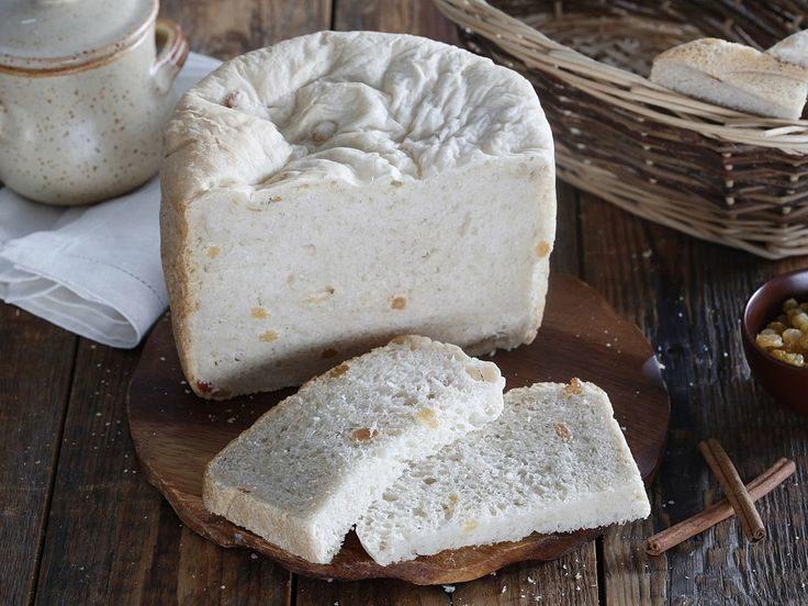 Хлеб пшеничный с ванилью и корицей