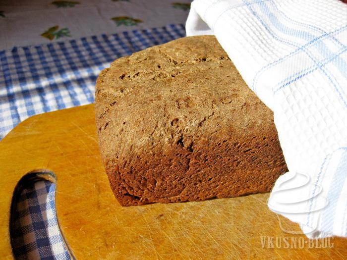Хлеб ржаной с медом
