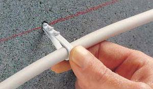Типовые элементы электромонтажных работ: соединение и крепление проводов