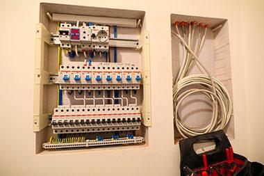 Основные правила монтажа электропроводки в помещениях