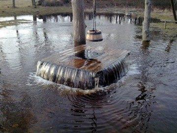 Вода на участке