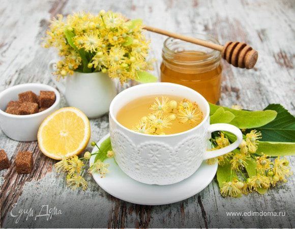 Как приготовить чай c липой?