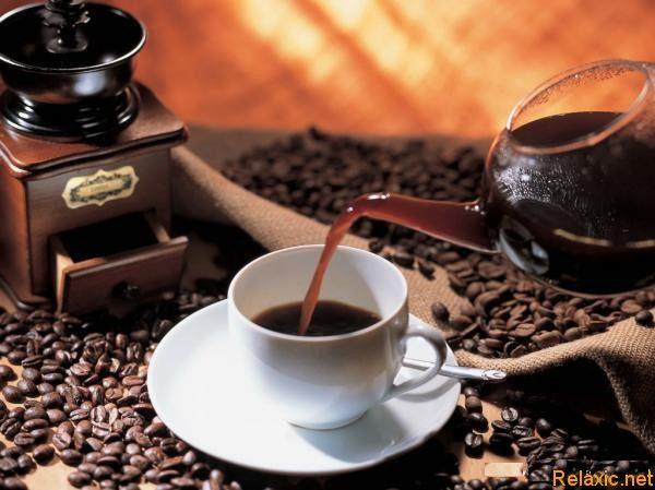 Напитки из натурального кофе
