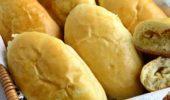 Пирожки с курицей и картофелем