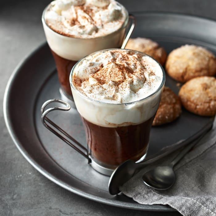 Рецепт кофе «Мокко-вариант»