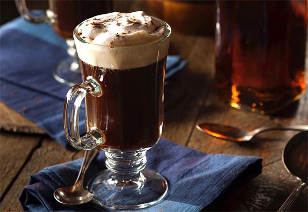 Рецепт кофе с  пивом и бренди
