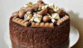 Рецепт кофейного десерта  «Соблазн»