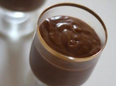 Рецепт кофейный пудинг