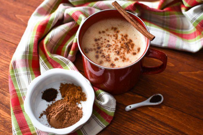 Рецепт мускатный кофе